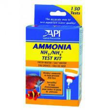 API Fresh/Saltwater Ammonia Test Kit 130 Tests