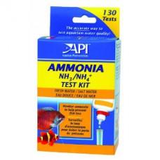 API Fresh/Saltwater Ammonia Test Kit 130 Tests