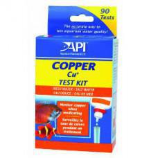 API Fresh/Saltwater Copper Test Kit 90 Tests