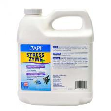 Aquarium Pharmaceuticals Stress Zyme 1.89 Litre