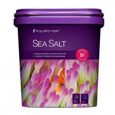Aquaforest Sea Salt 10kg Bucket