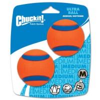 Chuckit! Ultra Ball Medium 2 Pack