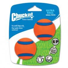 Chuckit! Ultra Ball Small 2 Pack
