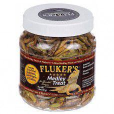 Fluker's Bearded Dragon Medley Treat 51g