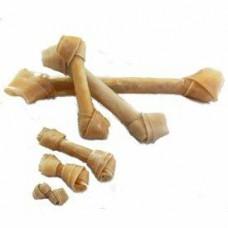 5cm Knotted Rawhide Bone