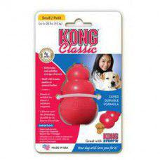 Kong Classic Rubber Dog Toy Small