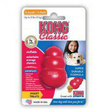 Kong Classic Rubber Dog Toy Extra Small