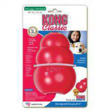 Kong Classic Rubber Dog Toy Extra Extra Large