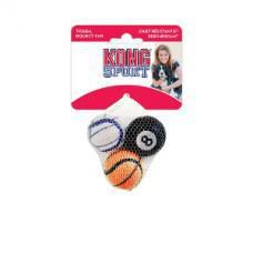 Kong Sport Balls Small 3 Pack 5cm