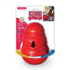 Kong Wobbler Dispensing Toy And Feeder Large