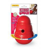 Kong Wobbler Dispensing Toy And Feeder Small