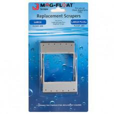 Mag Float Scrape Replacement Blades - 2 Pack