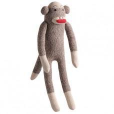 Multipet Sock Pal Monkey 25cm