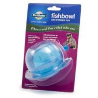 Petsafe Pet Food Fun Kitty Fish Bowl