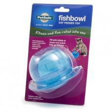 Petsafe Pet Food Fun Kitty Fish Bowl