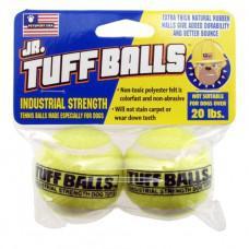 Petsport Junior Tuff Balls 2 pack