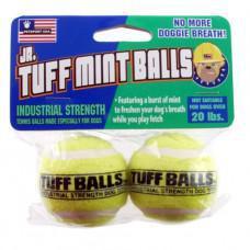 Petsport Junior Tuff Mint Balls 2 pack